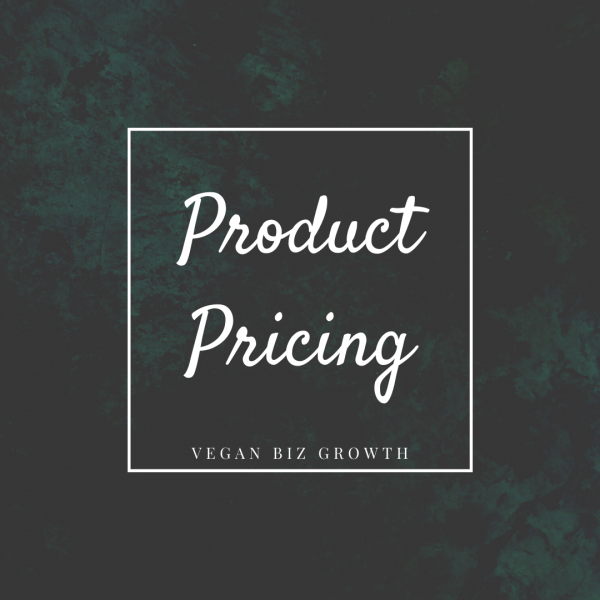 small ecommerce business product pricing